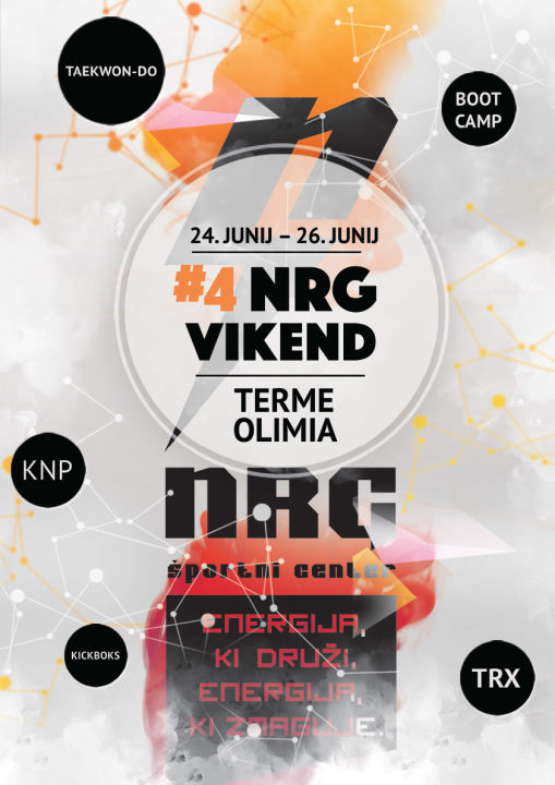 NRG vikend #4 for Center NRG